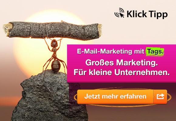 Klick TIPP – Email Marketing Automation