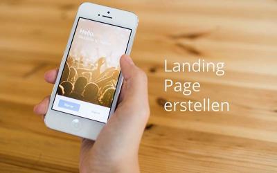 Warum eine Landing Page wichtig ist